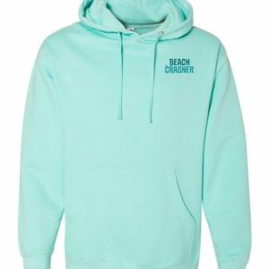 Ocean Breeze Beach Crasher Tri-blend Sweatshirt